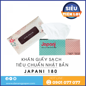 Khăn giấy sạch jp180-danangpaper.com