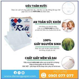 Mua khăn giấy ăn napkin cao cấp rtc102-danangpaper.com