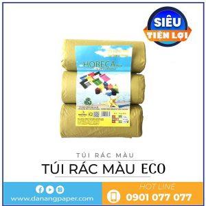 Địa chỉ mua túi rác màu eco - danangpaper.com