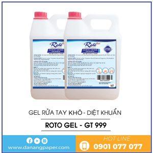 công ty bán gel rửa tay khô diệt khuẩn rt999