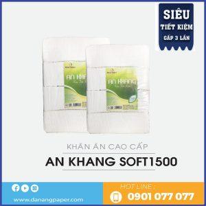 Mua khăn ăn An Khang Soft Siêu Tiết Kiệm Tại Đà Nẵng